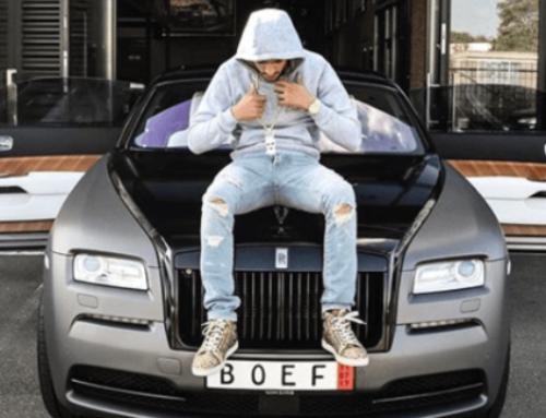 Waarom elke taalliefhebber eens naar rapper Boef moet luisteren